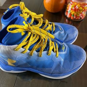Steph Curry Under Armour Youth Basketball Shoes